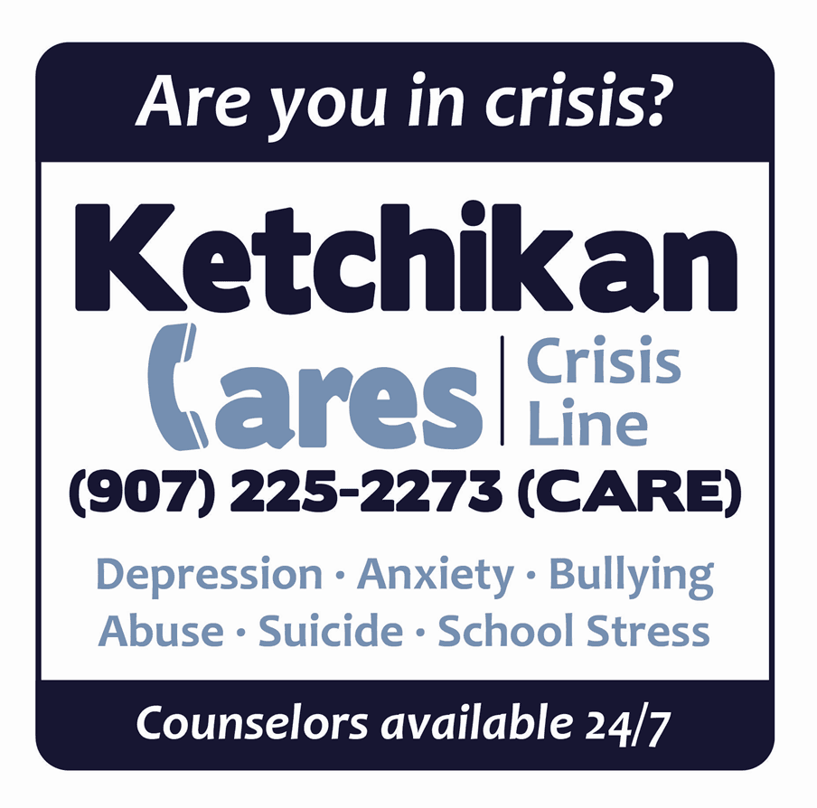 Ketchikan Cares line